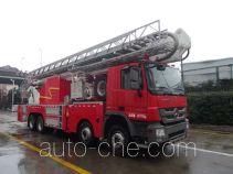 Fuqi (Fushun) FQZ5400JXFDG42 aerial platform fire truck