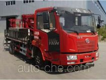 Freet Shenggong FRT5090XJX pumping units repair and maintenance truck