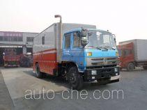 Freet Shenggong FRT5140TCJ logging truck