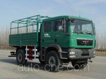 Freet Shenggong FRT5161TZP seismic spread truck