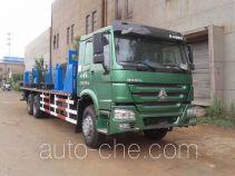 Freet Shenggong FRT5250TJG oil well pipe transport truck