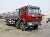 Freet Shenggong FRT5310TGY oilfield fluids tank truck