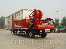 Freet Shenggong FRT5340TXJ well-workover rig truck