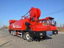 Freet Shenggong FRT5360TXJ well-workover rig truck