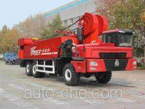Freet Shenggong FRT5380TXJ well-workover rig truck