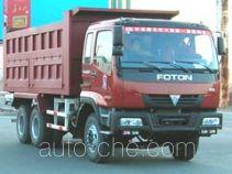 扶桑牌FS3251BJ型平头柴油自卸汽车