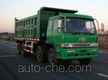 扶桑牌FS3310P4K2T4-3型平头柴油自卸汽车
