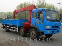扶桑牌FS5171JSQ型随车起重运输车