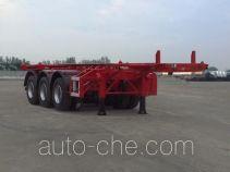 扶桑牌FS9400TJZ型集装箱运输半挂车