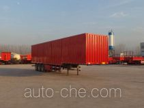 Fusang FS9400XXYE box body van trailer