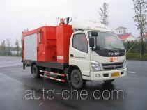 Freetech Yingda FTT5080TRXPM22 thermal regenerative pavement repair truck