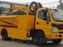 Freetech Yingda FTT5121ZZDGT4 grab garbage truck