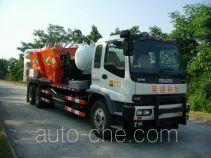 Freetech Yingda FTT5230TRXPM64 thermal regenerative pavement repair truck