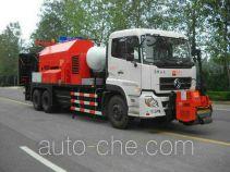 英达牌FTT5252TXBPM5型沥青路面热再生修补车