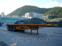 Dalishi FTW9310TP flatbed trailer