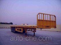 Dalishi FTW9320TP flatbed trailer
