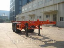 Dalishi FTW9340TJZG container transport trailer