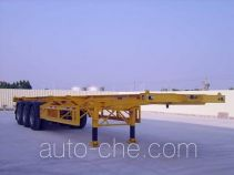 Taihua FTW9370TJZG container carrier vehicle