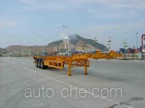 Dalishi FTW9373TJZG container transport trailer