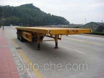 Dalishi FTW9380TP flatbed trailer