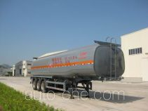 Dalishi FTW9400GHY полуприцеп цистерна для химических жидкостей