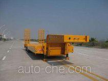 大力士牌FTW9400TD型低平板半挂车