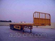 Dalishi FTW9400TP flatbed trailer