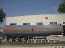 Dalishi FTW9401GRY полуприцеп цистерна для легковоспламеняющихся жидкостей