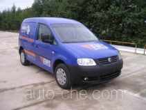 Volkswagen Caddy FV5020XYZ postal vehicle