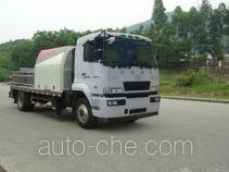 凌扬牌FXB5160THBHL型车载式混凝土泵车