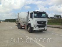 凌扬牌FXB5250GJBT7型混凝土搅拌运输车