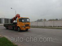 凌扬(FXB)牌FXB5251JSQHL4FXB型随车起重运输车