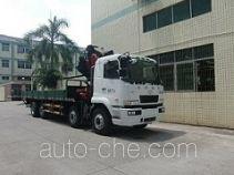 凌扬(FXB)牌FXB5310JSQ4H型随车起重运输车