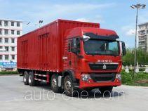 FXB FXB5312XXYHW box van truck