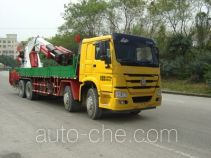 凌扬(FXB)牌FXB5317JSQ4HW型随车起重运输车