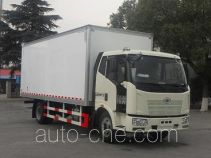 FAW Fenghuang FXC5120XBWP62L2E4 insulated box van truck