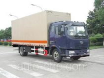 FAW Fenghuang wing van truck