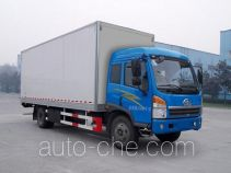 FAW Fenghuang FXC5148XBWL3E4A80 insulated box van truck
