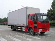 FAW Fenghuang FXC5160XBWP62L4E4 insulated box van truck