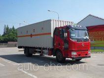 FAW Fenghuang FXC5160XRYP62L4E4 flammable liquid transport van truck