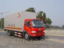 FAW Fenghuang FXC5160XYKL4E wing van truck