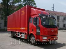 FAW Fenghuang FXC5160XYKP62L2E5 wing van truck