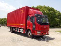 FAW Fenghuang FXC5160XYKP62L4E5 wing van truck