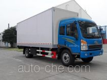 FAW Fenghuang FXC5168XBWL2E4A80 insulated box van truck