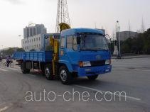 FAW Fenghuang FXC5170JSQL5T3 truck mounted loader crane
