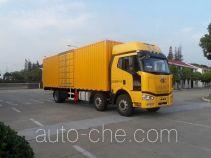 FAW Fenghuang FXC5200XXYP63L7T3E4 box van truck