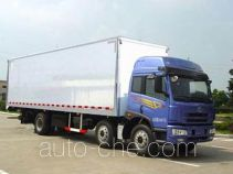 FAW Fenghuang FXC5203XBWL7T3E insulated box van truck