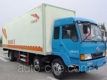 FAW Fenghuang FXC5240XBWL6T3E insulated box van truck