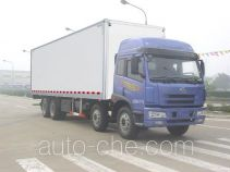 FAW Fenghuang FXC5240XBWL7T4E insulated box van truck