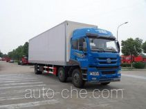 FAW Fenghuang FXC5250XBWL7T3E4A80 insulated box van truck